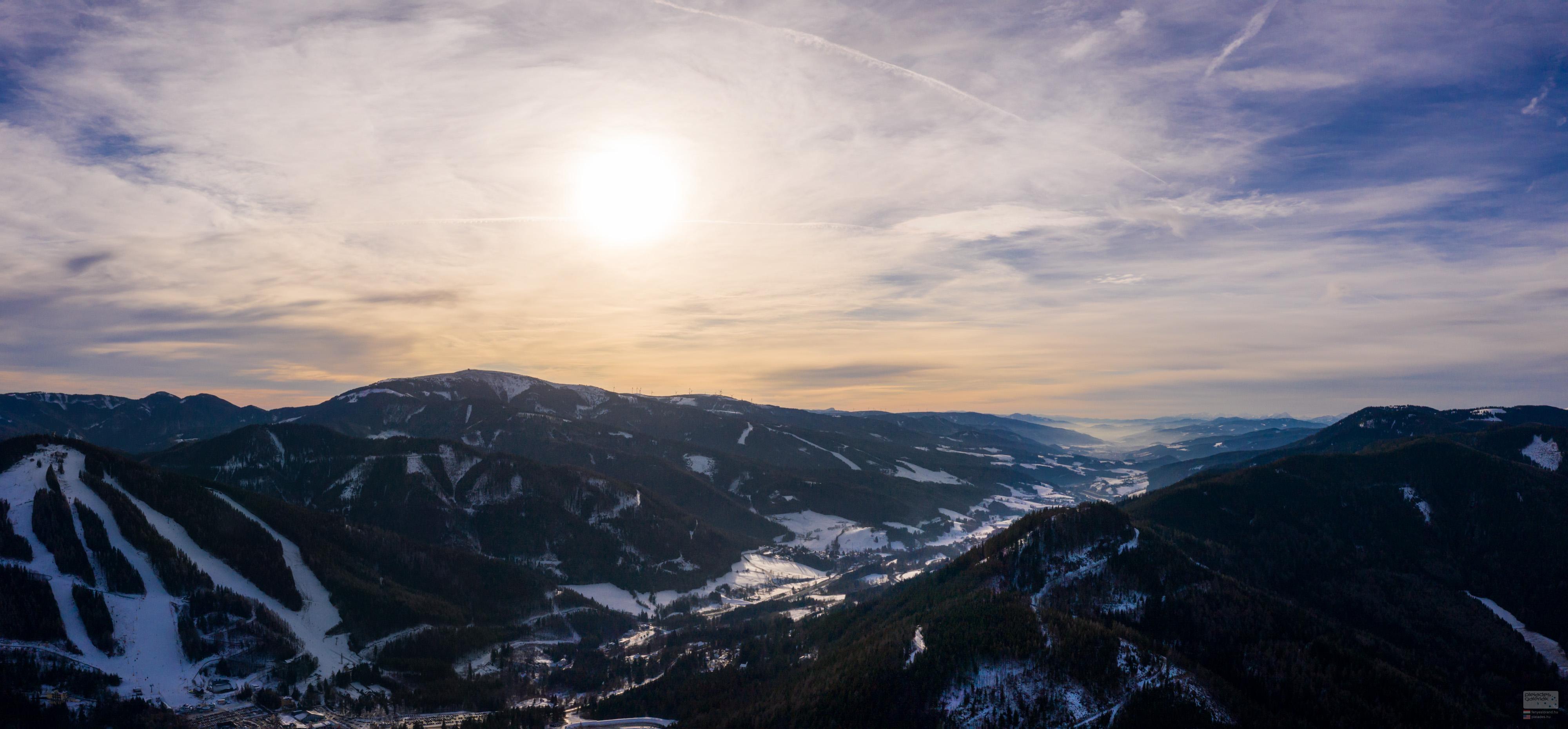 Téli hangulat – Bécsi Alpok