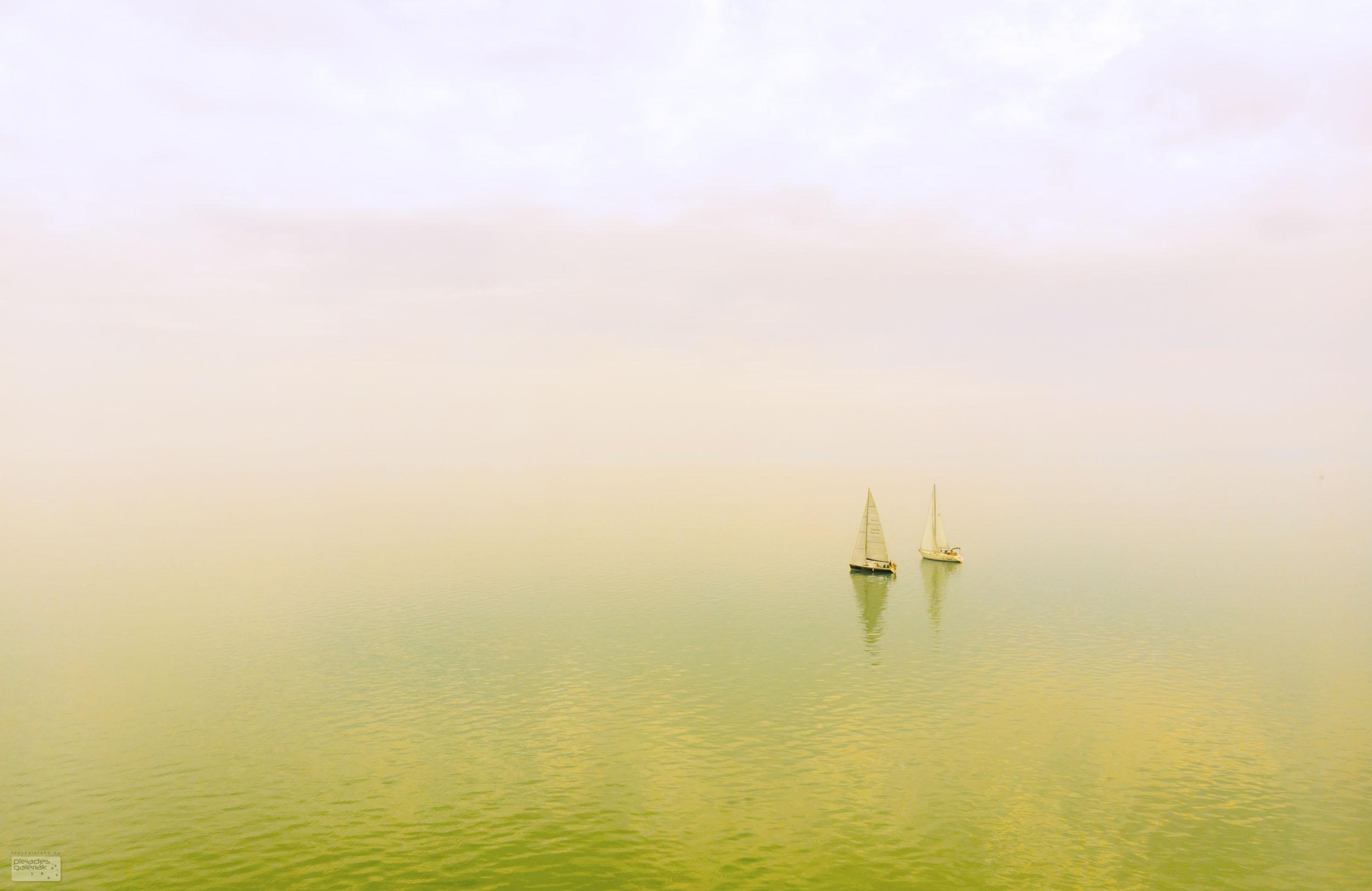Ködös vitorlák