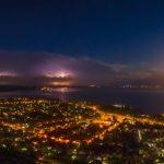Éjféli vihar holdkeltével